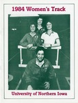 1984 Women's Track by University of Northern Iowa