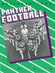 Northern Iowa Panther Football 1984