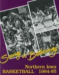 Northern Iowa Basketball 1984-85 by University of Northern Iowa