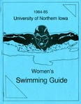 1984-85 Women's Swimming Guide by University of Northern Iowa