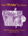UNI Panthers Men's Track and Field '87 by University of Northern Iowa