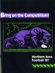 Northern Iowa Football '87 by University of Northern Iowa