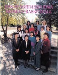 1988-89 Northern Iowa Women's Basketball by University of Northern Iowa