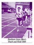 Northern Iowa Men's Track and Field 1989 by University of Northern Iowa