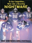1989 Northern Iowa Football by University of Northern Iowa