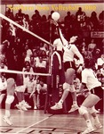 Northern Iowa Volleyball 1990 by University of Northern Iowa