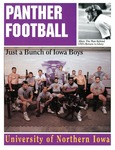 1990 Panther Football by University of Northern Iowa