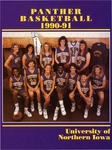 Panther Basketball 1990-91 (Women's) by University of Northern Iowa
