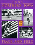 1991 Northern Iowa Track and Field by University of Northern Iowa