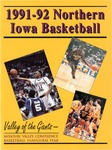 1991-92 Northern Iowa Basketball by University of Northern Iowa