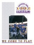 1992 Northern Iowa Baseball by University of Northern Iowa