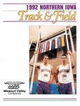 1992 Northern Iowa Track and Field by University of Northern Iowa