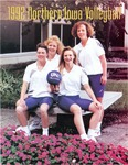 1992 Northern Iowa Volleyball by University of Northern Iowa