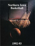 Northern Iowa Basketball 1992-93 (Women's) by University of Northern Iowa