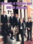 University of Northern Iowa 1992-93 Basketball (Men's) by University of Northern Iowa