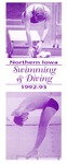 Northern Iowa Swimming & Diving 1992-93 by University of Northern Iowa