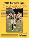 1993 Northern Iowa Track and Field (Men's) by University of Northern Iowa
