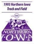 1993 Northern Iowa Track and Field (Women's)
