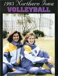 1993 Northern Iowa Volleyball by University of Northern Iowa