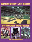 1993 Northern Iowa Football by University of Northern Iowa