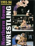 Northern Iowa Wrestling 1993-94 by University of Northern Iowa