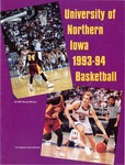 University of Northern Iowa 1993-94 Basketball by University of Northern Iowa