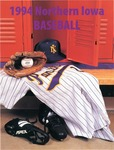1994 Northern Iowa Baseball by University of Northern Iowa