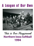 Northern Iowa Softball 1994