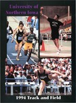 1994 Track & Field (Men's) by University of Northern Iowa
