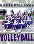 Northern Iowa Panther Volleyball 1994