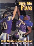 1994 Northern Iowa Football by University of Northern Iowa