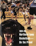 1994-95 Northern Iowa Basketball by University of Northern Iowa