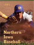 1995 Northern Iowa Baseball by University of Northern Iowa