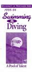 1995-96 Swimming & Diving by University of Northern Iowa