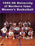 1995-96 University of Northern Iowa Women's Basketball by University of Northern Iowa