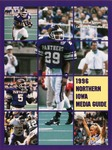 1996 Northern Iowa Media Guide (Football)