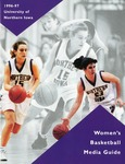 1996-97 Women's Basketball Media Guide by University of Northern Iowa