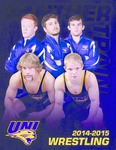 2014-2015 Wrestling by University of Northern Iowa