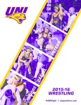 2015-16 Wrestling by University of Northern Iowa