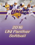 2016 UNI Panther Softball by University of Northern Iowa