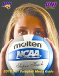 2016 UNI Volleyball Media Guide by University of Northern Iowa