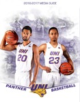 2016-2017 Panther Basketball by University of Northern Iowa