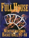 Northern Iowa Basketball '97-98 (Women's) by University of Northern Iowa