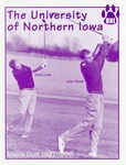 Men's Golf '97-98 by University of Northern Iowa