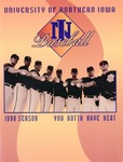 University of Northern Iowa Baseball 1998