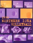 1998 Northern Iowa Volleyball by University of Northern Iowa