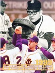 1999 100 Years of Panther Baseball by University of Northern Iowa