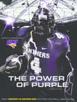 2007 Panther Football Media Guide by University of Northern Iowa
