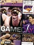 2007-08 Panther Wrestling Media Guide by University of Northern Iowa