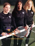 2007-08 Tennis Media Guide by University of Northern Iowa